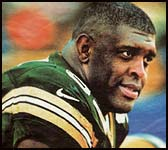 "Reggie White - "" the gentle warrior"""